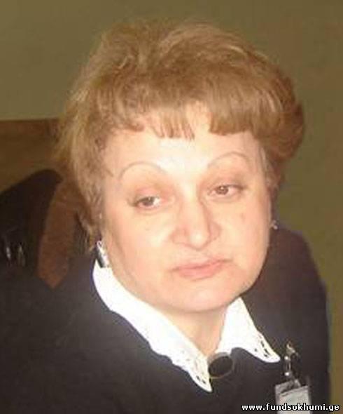 Nanuli Ramishvili