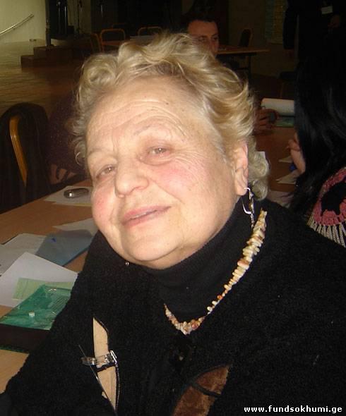 Zhanna Chabukian