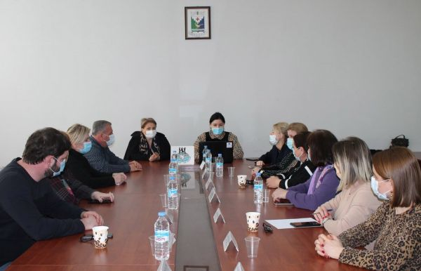 Round table in Senaki – regarding the issues of gender policy